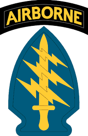 Testimonials - Special Forces Logo